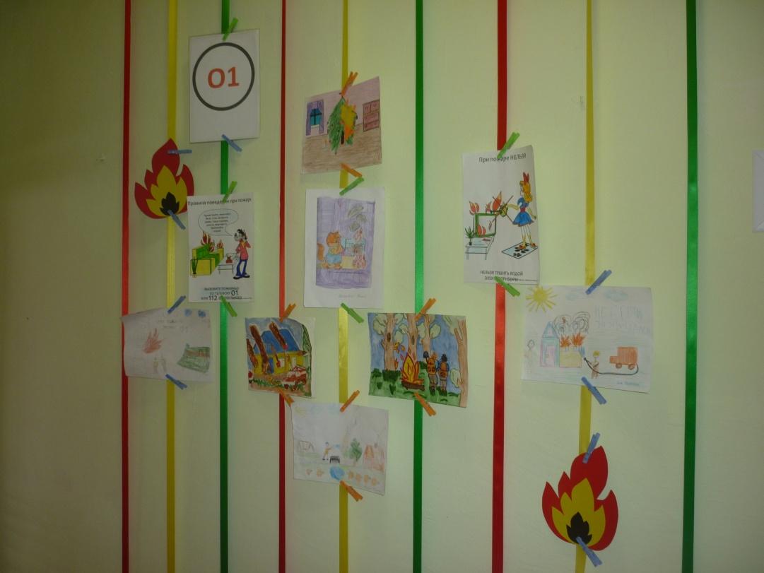 Как оформить выставку детских рисунков своими руками 20